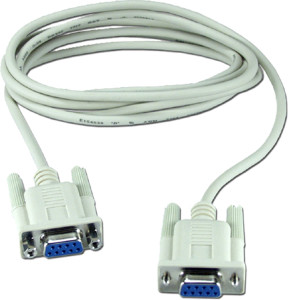 Нуль-модемный кабель для прошивки тюнеров