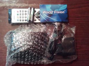 Комплект World-Vision T38